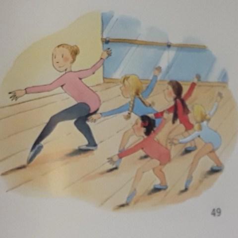 Pien en Keet gaan op ballet 2