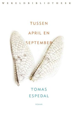 Tussen april en september