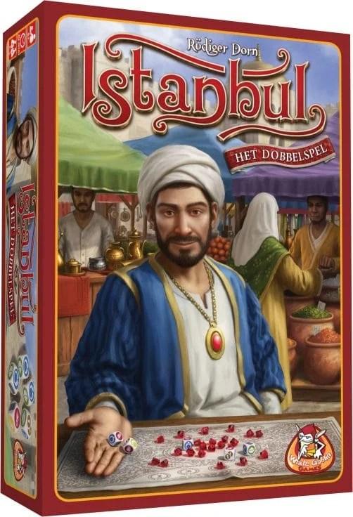 Spel 6 - 2x Winactie/Recensie Istanbul Het Dobbelspel, spellen 9-daagse