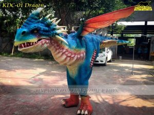 KDC 01 Custom Dragon Costume