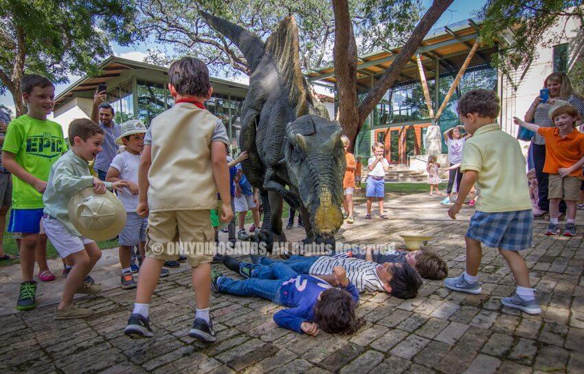 Real Spinosaurus Costume