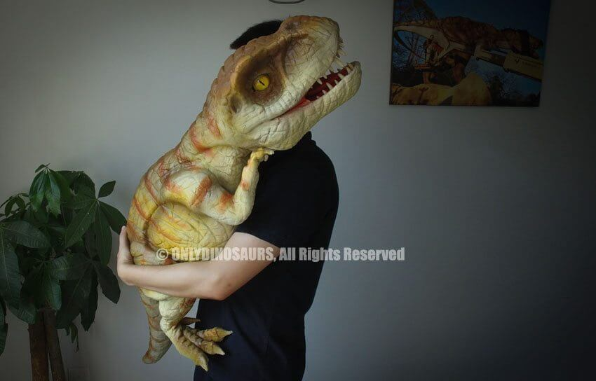 Realistic T Rex Puppets