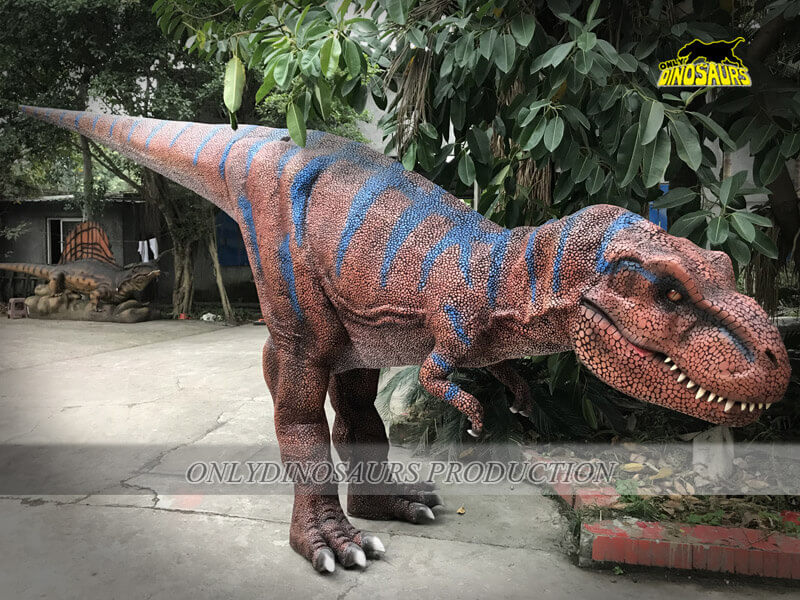 Big Realistic Dinosaur Costume 1