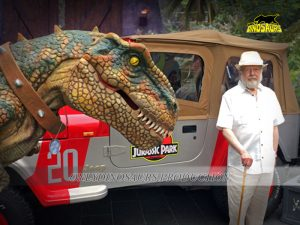 Dinosaur Cosplay Costume 1