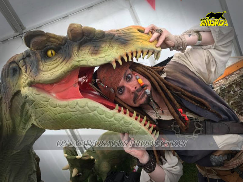 Dinosaur Costume for Adult Spinosaurus 1