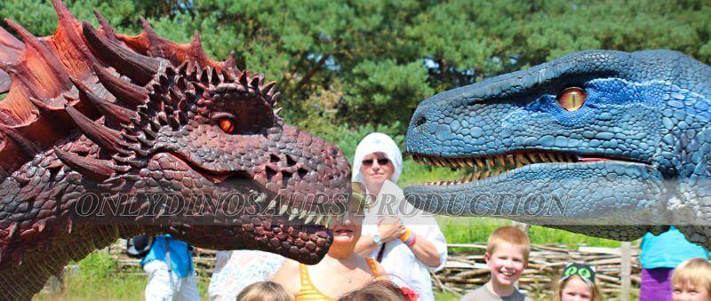 Dragon VS Velociraptor 800x339 2