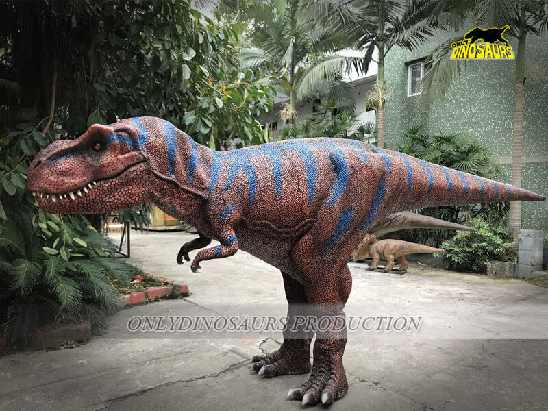 Giant T Rex Costume 1