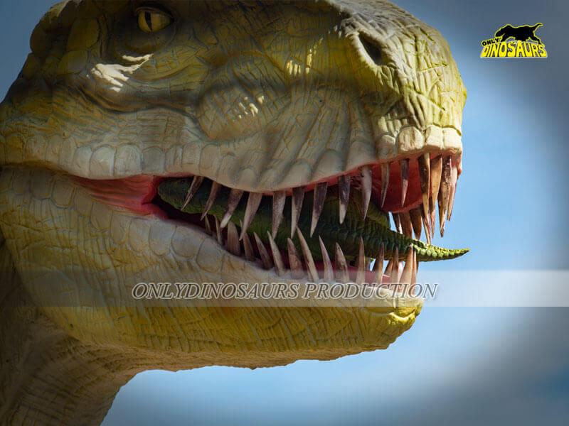 Realistic Animatronic Dinosaur 1