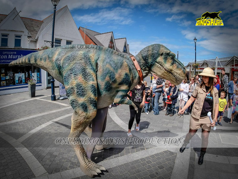 Realistic T Rex Costume for Adults