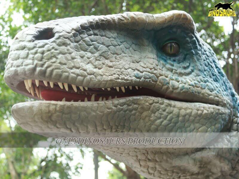 Silicone Skin Dinosaur Suits 1