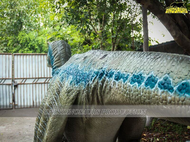 Silicone Skin Dinosaur Suits 2