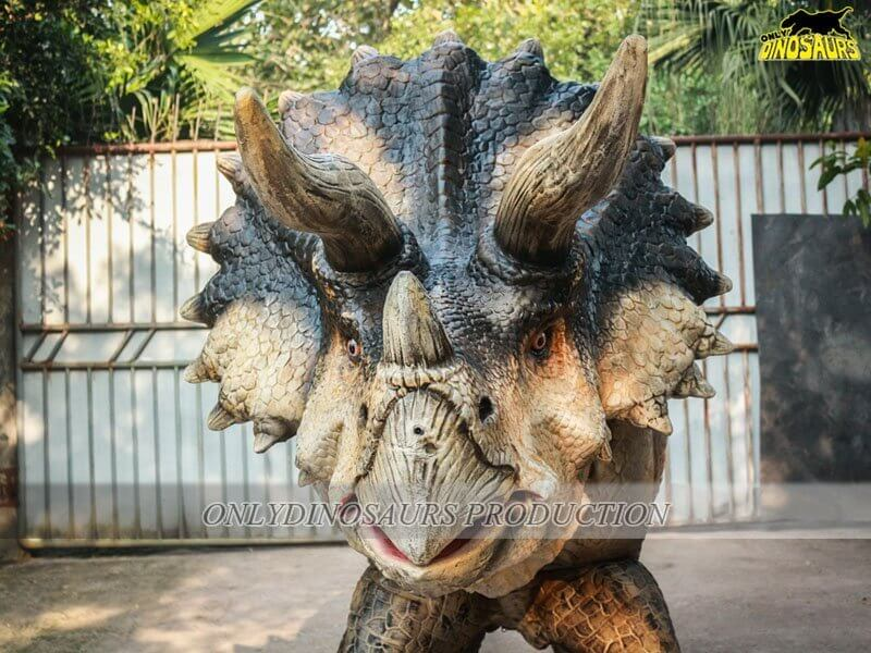 Silicone Skin Dinosaur Suits 5