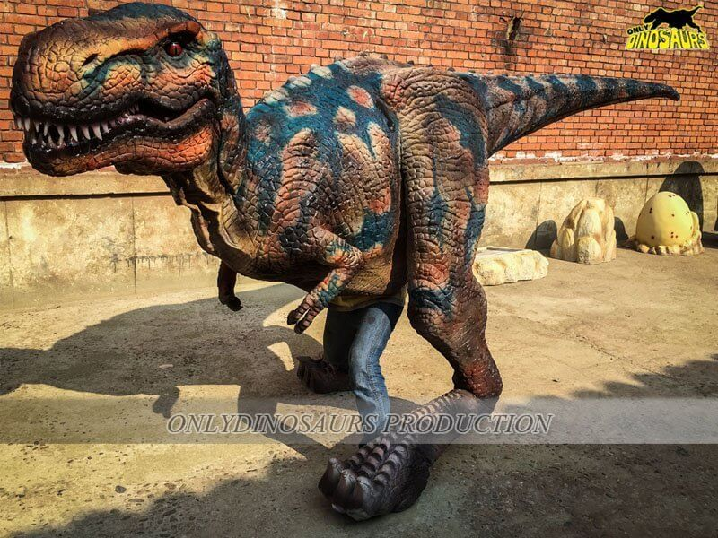 Visible Legs Dinosaur Suits for Sale 1
