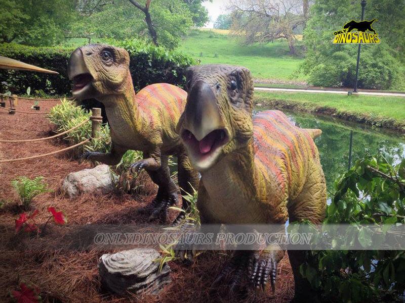 Animatronic Dinosaur Exhibits