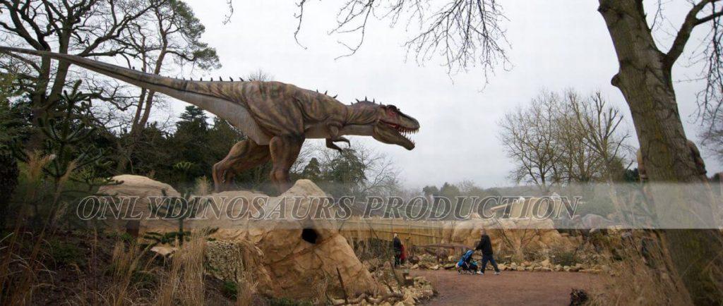 Animatronic T Rex in Dinosaur Exhibits 1200x509 1
