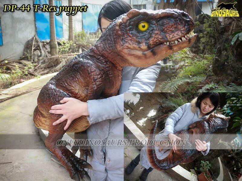 DP 44 T Rex puppet