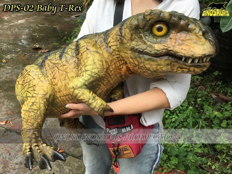 DPS 02 Baby T Rex Puppet