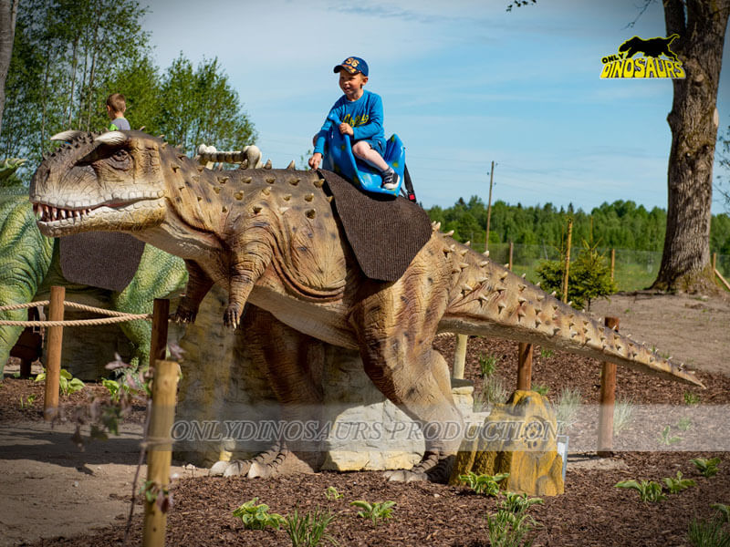 Dinosaur Ride Props 1