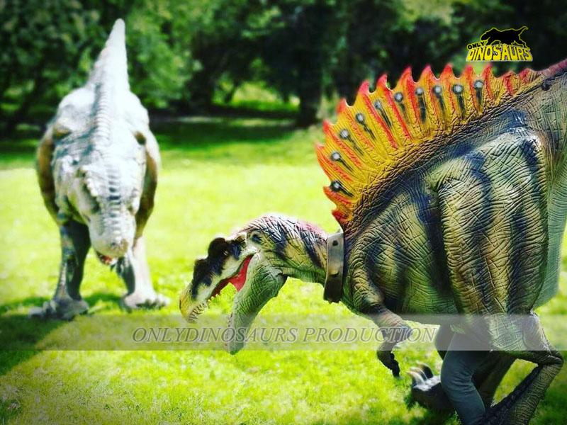 Real Dinosaur Costumes
