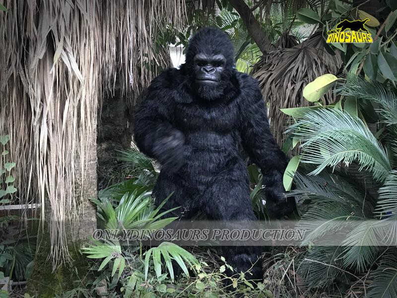 Realistic Gorilla Costume 1