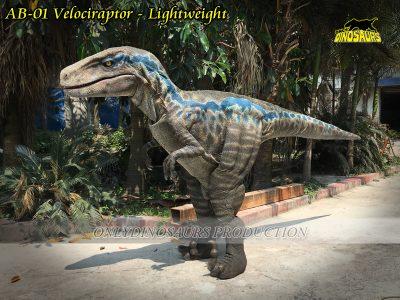 Realistic Velociraptor Suit Lightweight AB 01 400x300 1