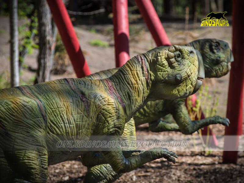 Robotic Dinosaur Props 1