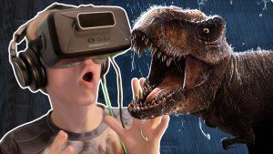 Top Dinosaur VR games