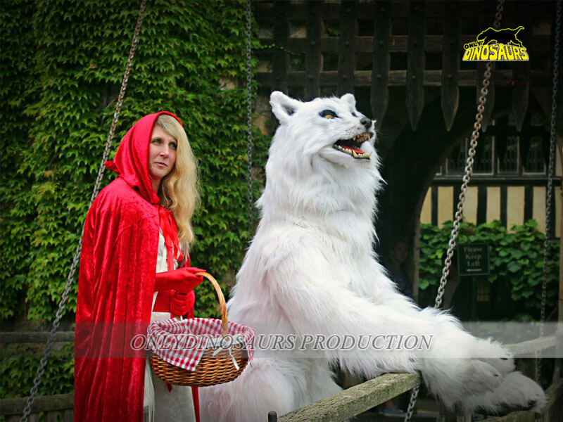 Wolf Suit with Beauty 1