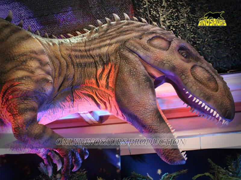 animatronic dinosaur exhibits 2