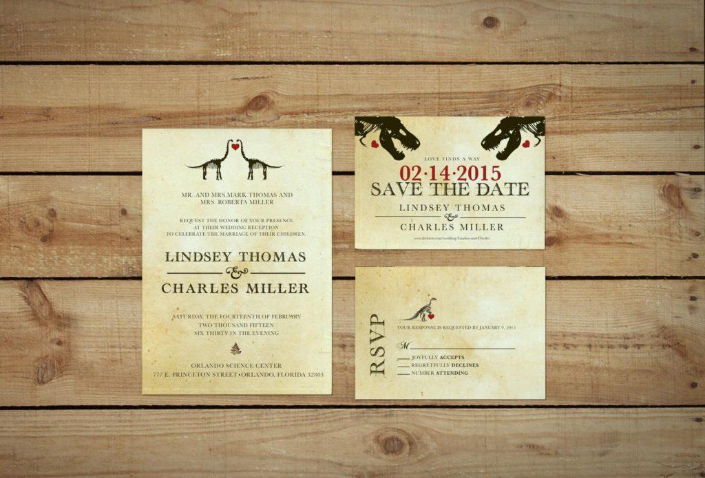 12-Useful-Wedding-Tips-On-How-To-Plan-A-Dinosaur-Wedding-dino-wedding-inviite