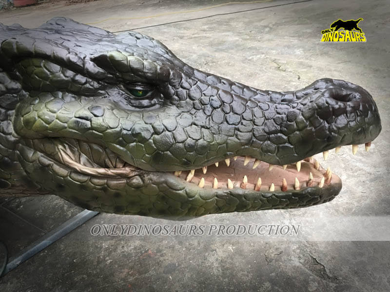 Animatronic Crocodile 1