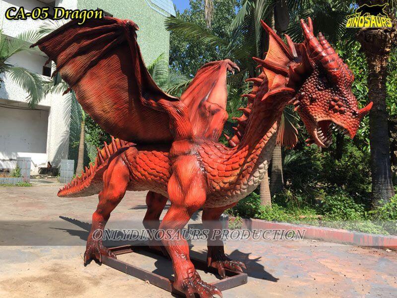 Custom Animatronics Dragon Animal CA 05