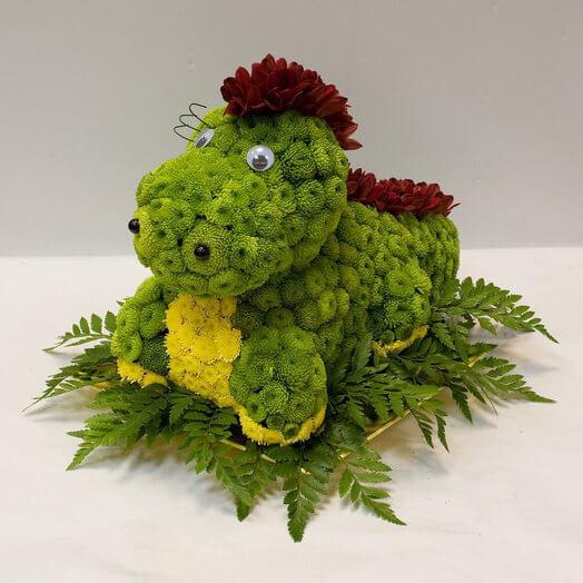 Dinosaur Flowers 1