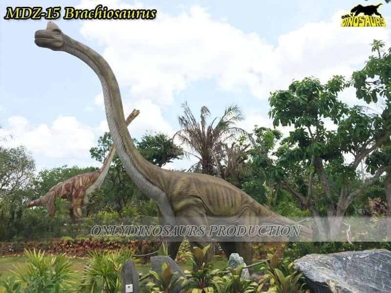 MDZ 15 Animatronic Dinosaur Brachiosaurus