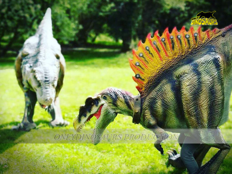 Real Dinosaur Costumes