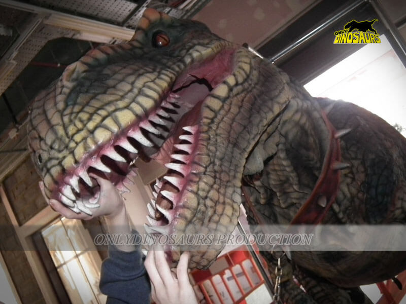 Realistic T Rex Costume