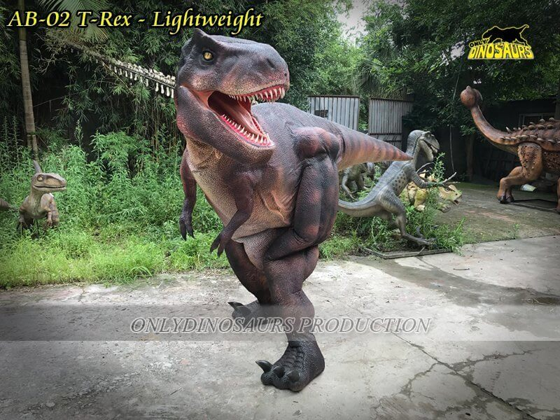 Realistic T Rex Suit Lightweight AB 02