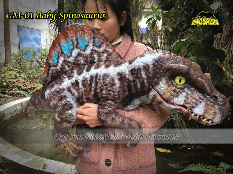 GM 01 Baby Spinosaurus