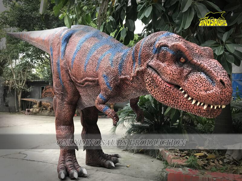 Super Realistic T Rex Costume