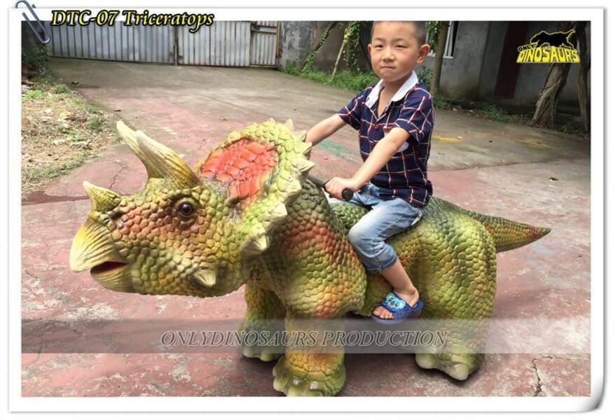 Dinosaur Scooter DTC 07