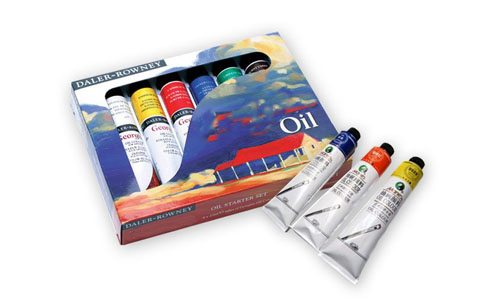 Oil Color