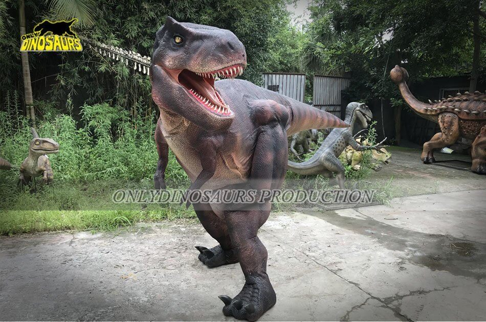 Realistic T Rex Costume Feature 6