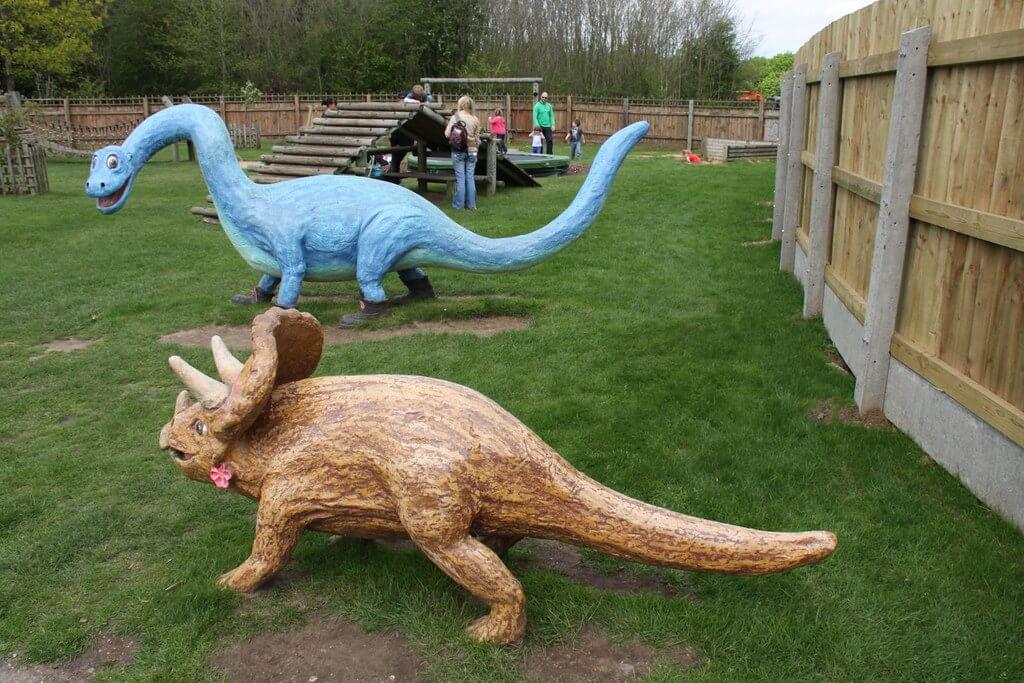 Dinosaur Games for Kids dinosaur race
