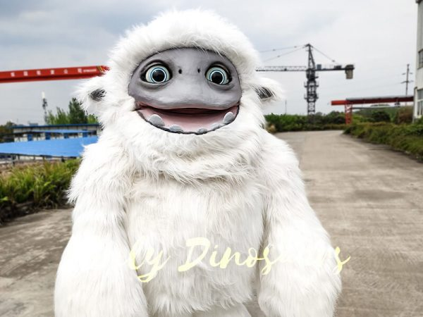 Abominable Snow Costume Yeti Costume1