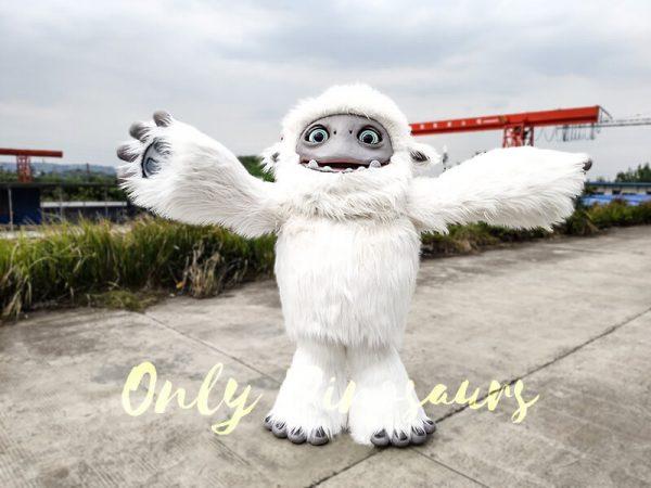Abominable Snow Costume Yeti Costume3 1