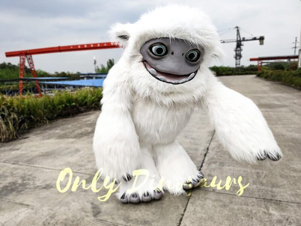 Abominable Snow Costume Yeti Costume5