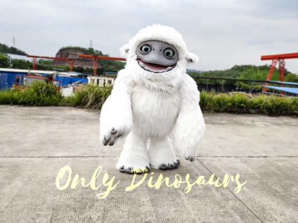 Abominable Snow Costume Yeti Costume7