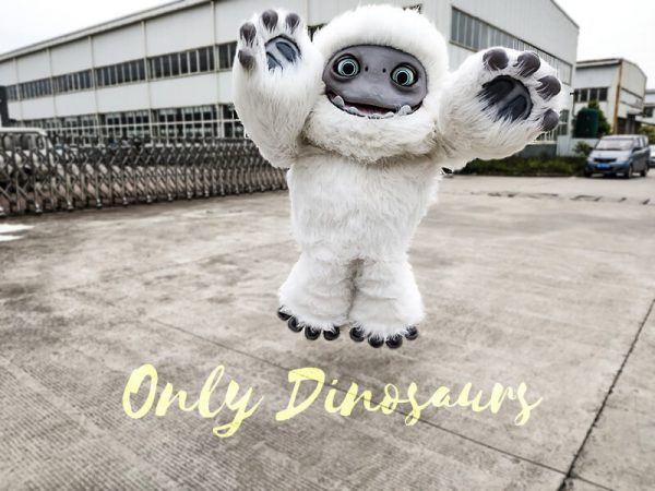 Abominable Snow Costume Yeti Costume8