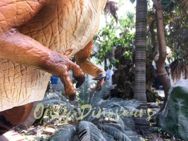 Adult Jurassic World T Rex Costume for Wow Party2