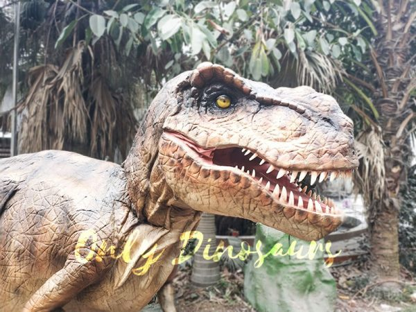 Adult T Rex Costume for Wow Party2 2
